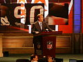 Commissioner Goodell 2009 NFL Draft.jpg