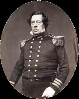 Commodore Matthew Calbraith Perry