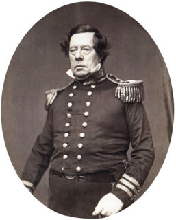 Matthew C. Perry 19th-century American admiral