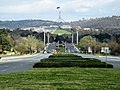 Commonwealth Avenue, Canberra, from City Hill.jpg
