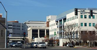 Community Regional Medical Center - Image: Community Health Fresno Nima 1