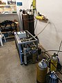Compressor set up for continuous nitrox and trimix blending IMG 20190411 172342.jpg
