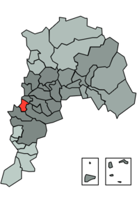 Location in Valparaíso Region