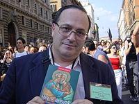 Consoli, Massimo - RM - Gay Pride - 29-6-2002 - Foto di Giovanni Dall'Orto.jpg