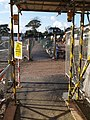 Construction site, Torre Marine - geograph.org.uk - 623998.jpg