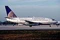Continental Airlines Boeing 737-130; N14209, May 1995 BFM (4993200313).jpg