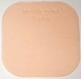 Contraceptive patch image