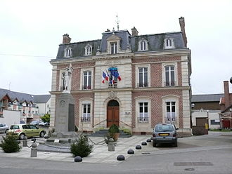 Conty - Town hall