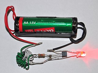 Joule thief Voltage booster Electronic Circuit