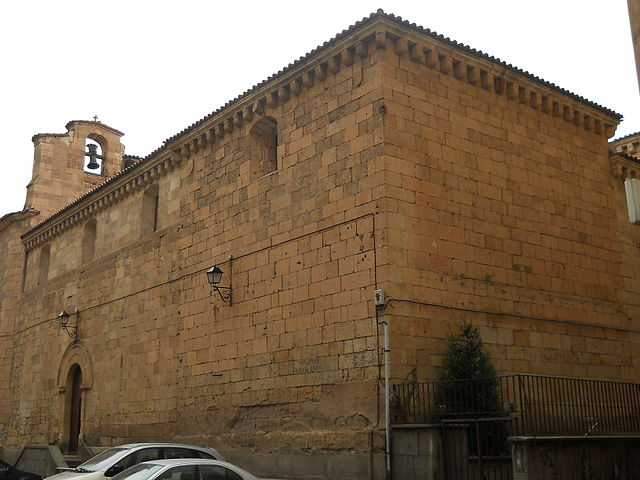 Convent of Santa Isabel, Salamanca_1