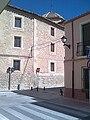 Convento de las Agustinas en Almansa (España) desde Calle Aragón.jpg