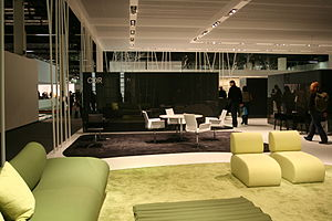 Imm Cologne - Image: Cor by interlübke at imm Cologne 2009