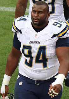 Corey Liuget American football defensive tackle