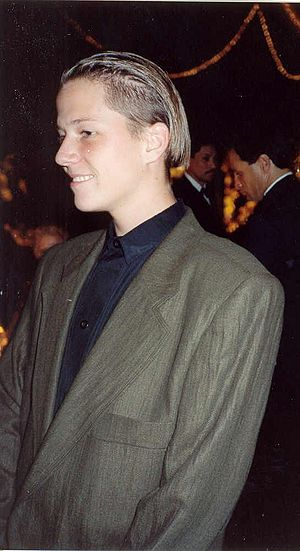 Corin Nemec - Nemec at the 41st Primetime Emmy Awards in 1989