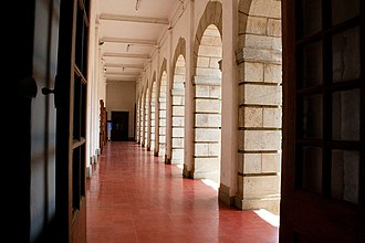 Indian Institute of Science - Image: Corridors of Main II Sc Building