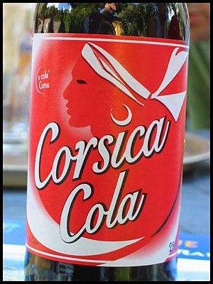 Corsica Cola - Image: Corsica Cola