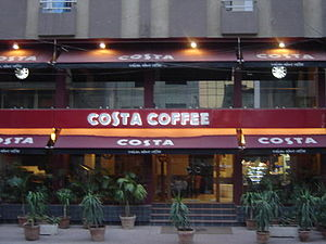 English: The only Costa in the world on two fl...