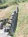 Costesti Cetatuie Dacian Fortress 2011 - Murus Dacicus-1.jpg