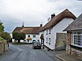 Cottages in South Tawton - geograph.org.uk - 1772738.jpg