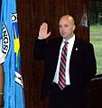 Councilman Kevin D Kline Morningside swearing in.jpg