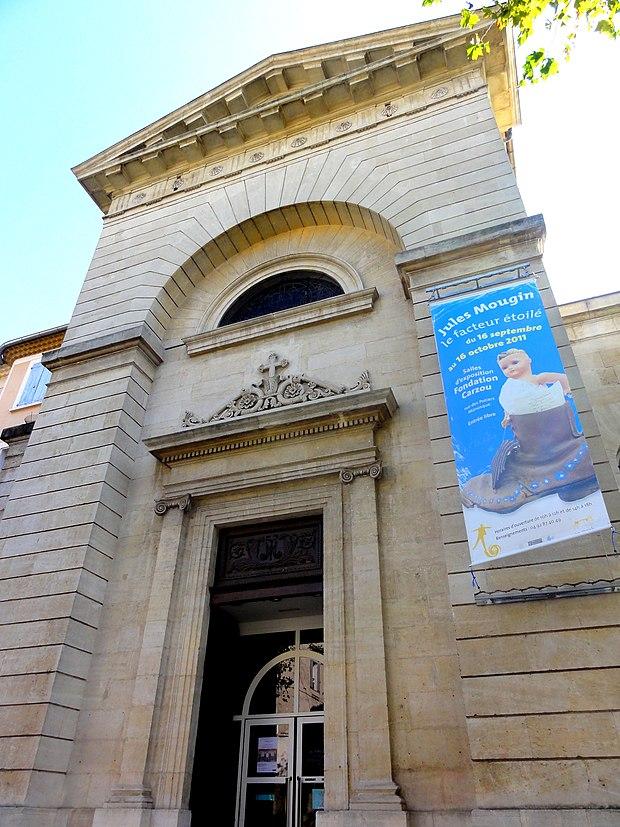Monument historique à Manosque