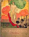 Cover Italo Compagni Inno interventista 1915 mod.jpg