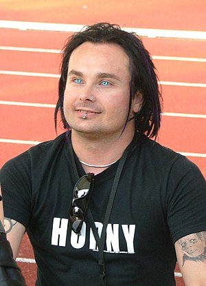 Cradle of Filth - Kuopio Rockcock - Dani Filth 01.JPG