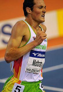 Craig Mottram Australian distance runner