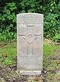 Crawley (A.) CWGC gravestone, Flaybrick Memorial Gardens.jpg