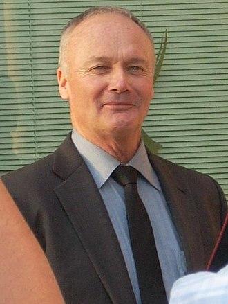 Creed Bratton - Bratton in March 2009