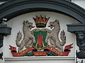 Crest, Ulster Bank Bangor - geograph.org.uk - 1936592.jpg