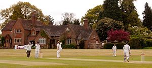 Lurgashall - Lurgashall CC  v Harting CC April 2014