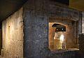 Cripta arqueològica de la presó de Sant Vicent Màrtir, creuer de la capella.JPG