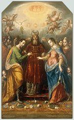 The Betrothal of the Virgin to Saint Joseph
