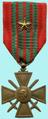Croix de Guerre 1939 - 1945 avec 1 étoile.png
