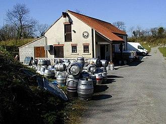 Cropton - Cropton Brewery in 2002