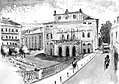 Croquis- théâtre S.Carlos, Lisboa - Portugal (7055986091).jpg