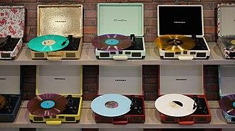 Crosley Radio - Crosley Turntables