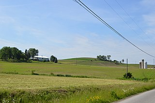 Salem Township, Clarion County, Pennsylvania Township in Pennsylvania, United States