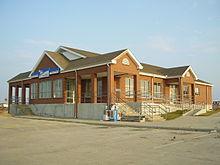 Crystal Beach Station Post Office