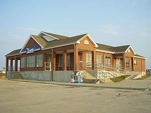 Crystal Beach, Texas - Crystal Beach Station Post Office