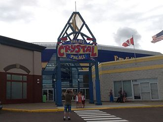 Bass Pro Complex (Dieppe) - Crystal Palace in 2014