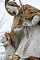 Csákánydoroszló, Nepomuki Szent János-szobor 2021 11.jpg