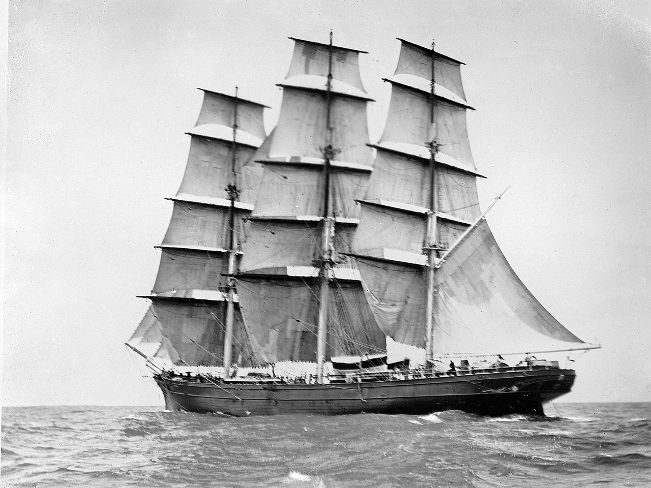 Blue Ship Tea Room Case Brief
