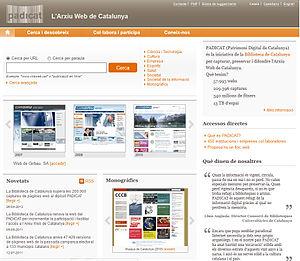 PADICAT - PADICAT website 2011