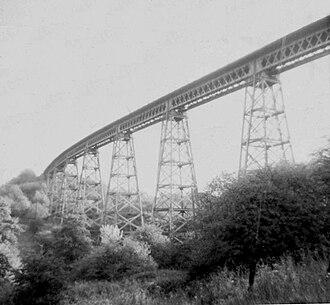 Halesowen Railway - Image: DD Viaduct