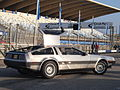 DE LOREAN DMC dutch licence registration NF-ZD-58-.JPG