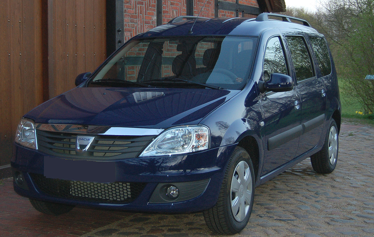 file dacia logan mcv model 2009 wikimedia commons. Black Bedroom Furniture Sets. Home Design Ideas