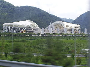 2002 FIFA World Cup - Image: Daegu Stadium