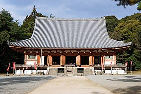 醍醐寺の金堂(国宝)の解説画像